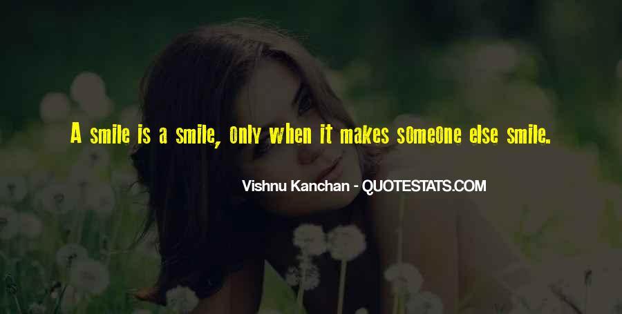 Vishnu Kanchan Quotes #565069
