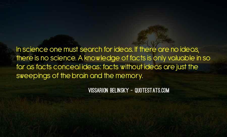 Vissarion Belinsky Quotes #154562
