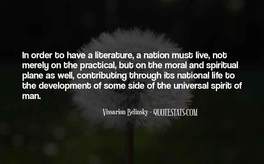 Vissarion Belinsky Quotes #1647233