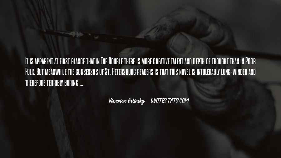 Vissarion Belinsky Quotes #937191