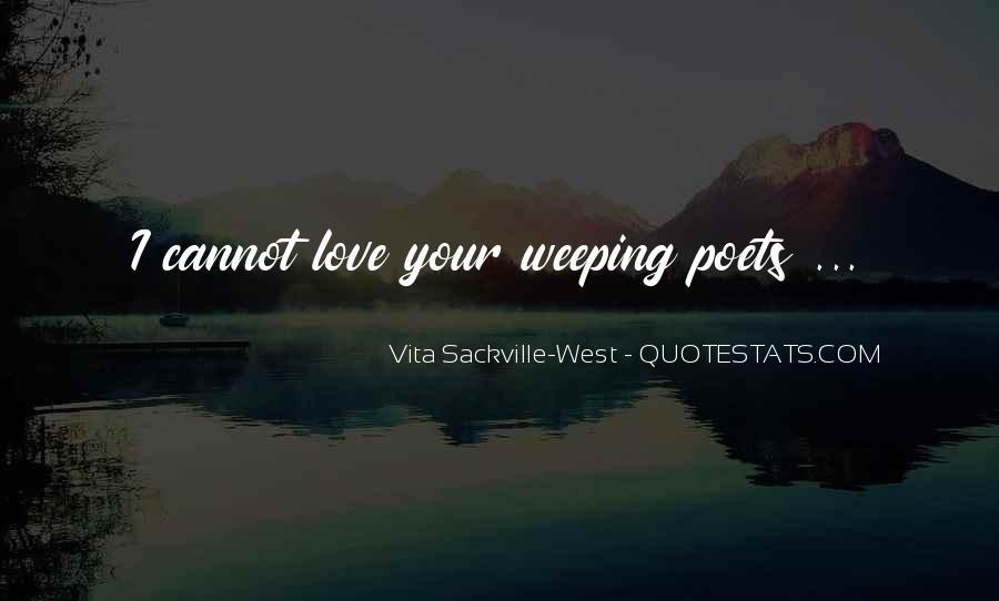 Vita Sackville-West Quotes #1102716