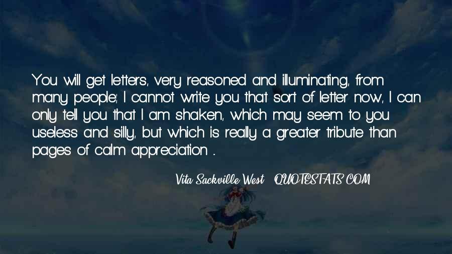 Vita Sackville-West Quotes #1111946