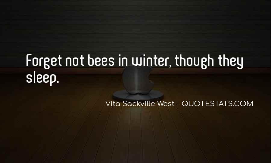 Vita Sackville-West Quotes #1151030