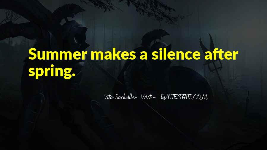 Vita Sackville-West Quotes #1227709