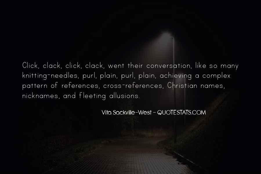 Vita Sackville-West Quotes #1233512