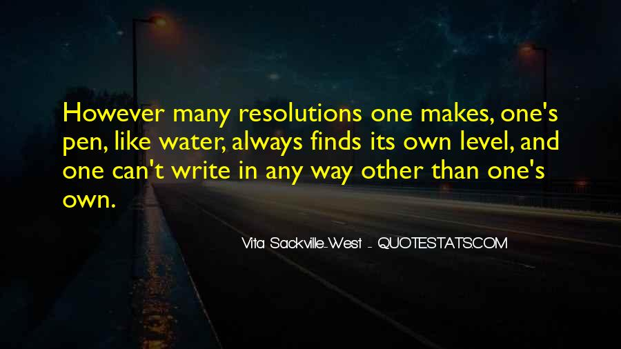Vita Sackville-West Quotes #1362313