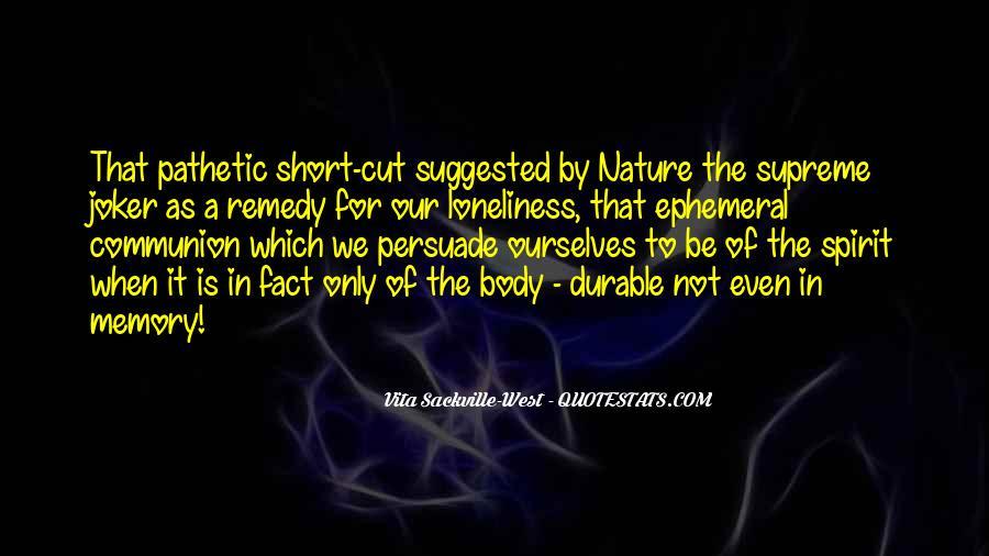 Vita Sackville-West Quotes #1390745