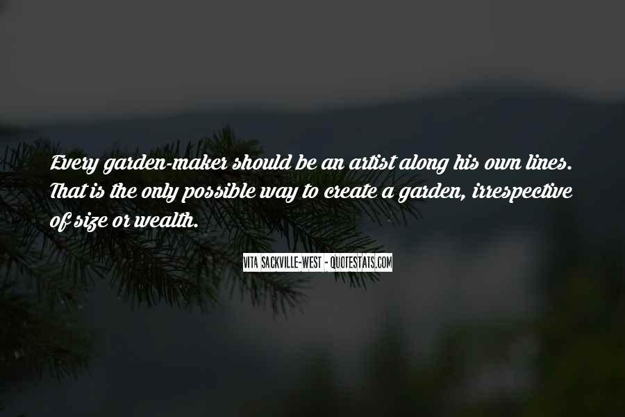 Vita Sackville-West Quotes #1564992