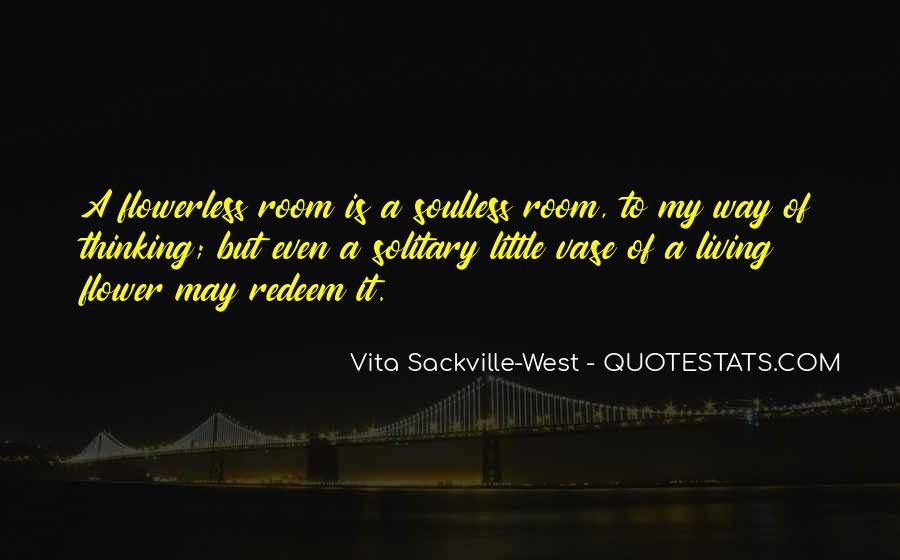 Vita Sackville-West Quotes #1566887
