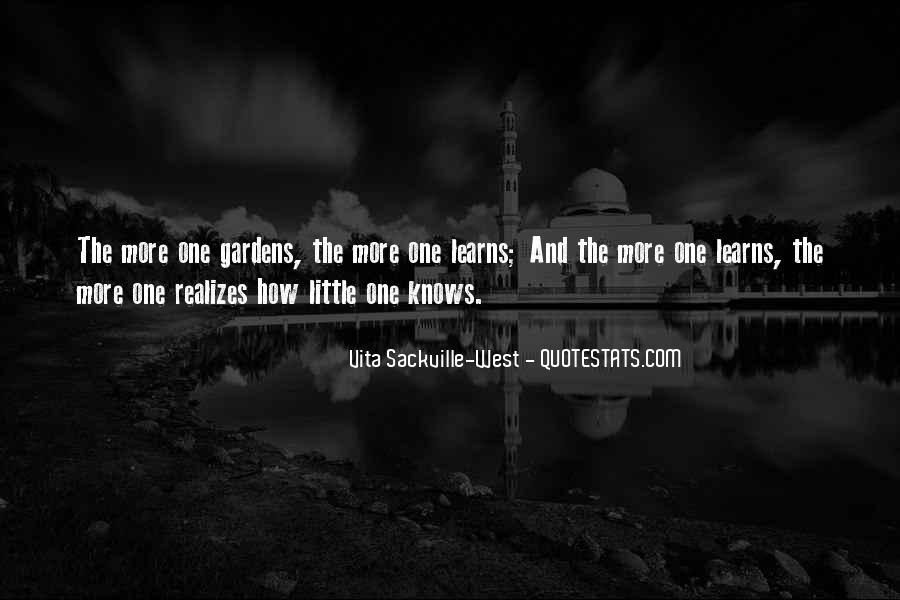 Vita Sackville-West Quotes #1819592