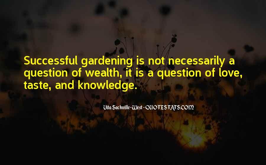 Vita Sackville-West Quotes #1835711