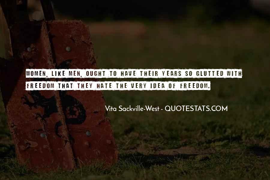 Vita Sackville-West Quotes #701698