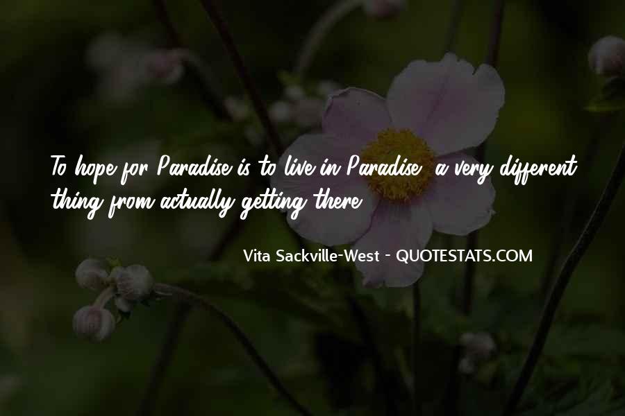 Vita Sackville-West Quotes #706786