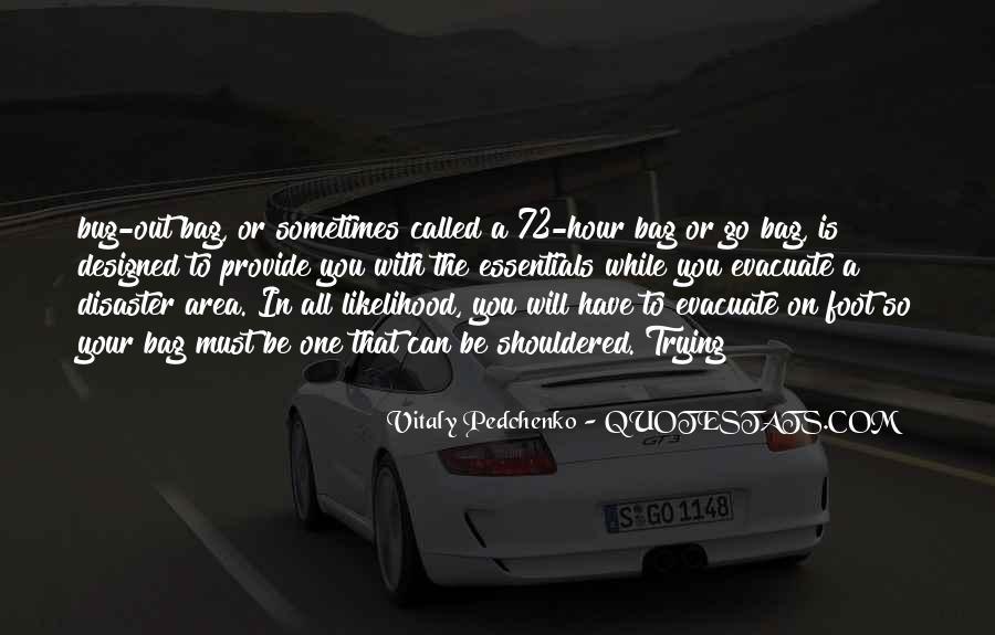 Vitaly Pedchenko Quotes #1294730