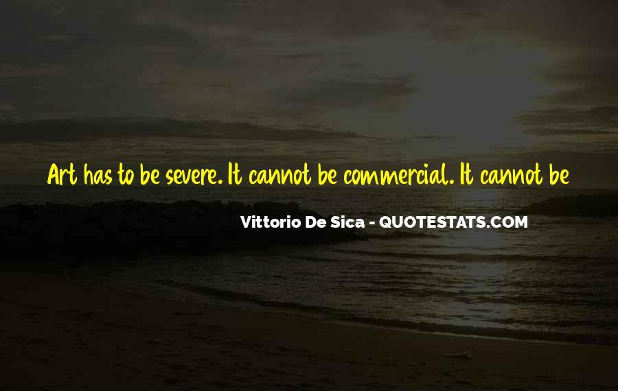 Vittorio De Sica Quotes #112550
