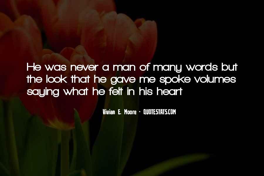 Vivian E. Moore Quotes #1813339