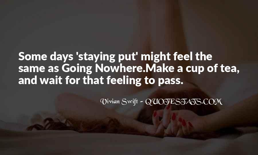 Vivian Swift Quotes #523229