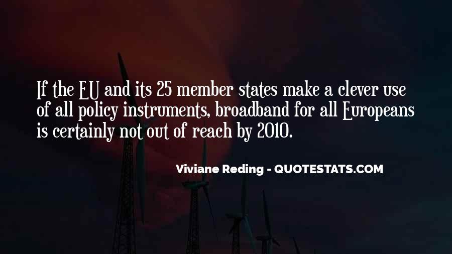 Viviane Reding Quotes #1590503