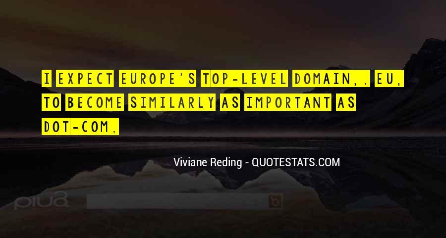 Viviane Reding Quotes #1732558