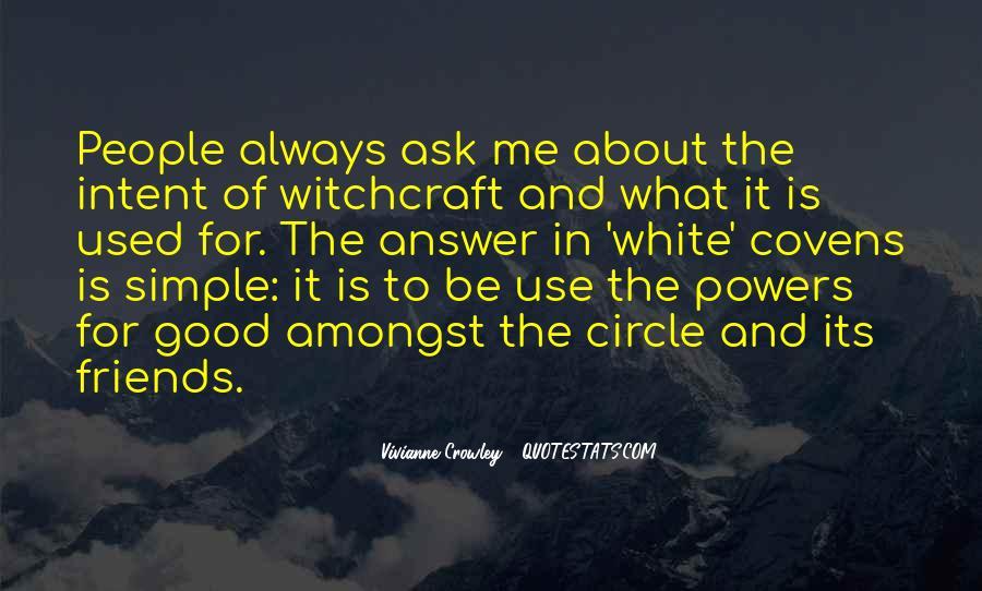 Vivianne Crowley Quotes #512620