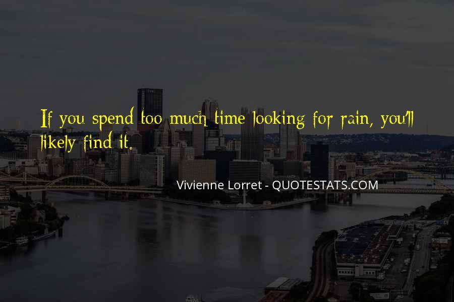 Vivienne Lorret Quotes #1833066