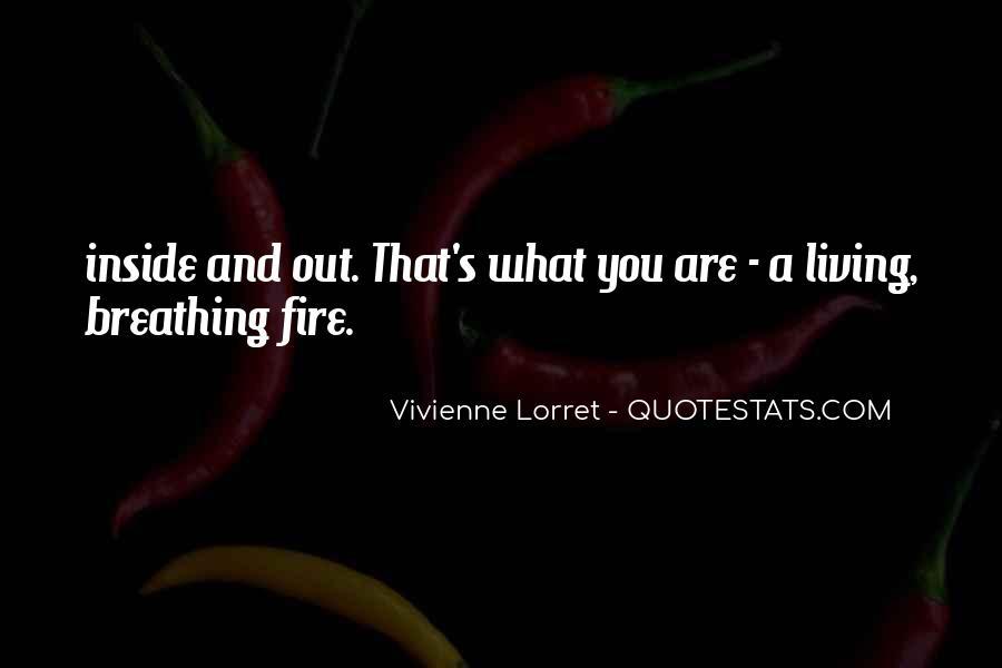 Vivienne Lorret Quotes #825715