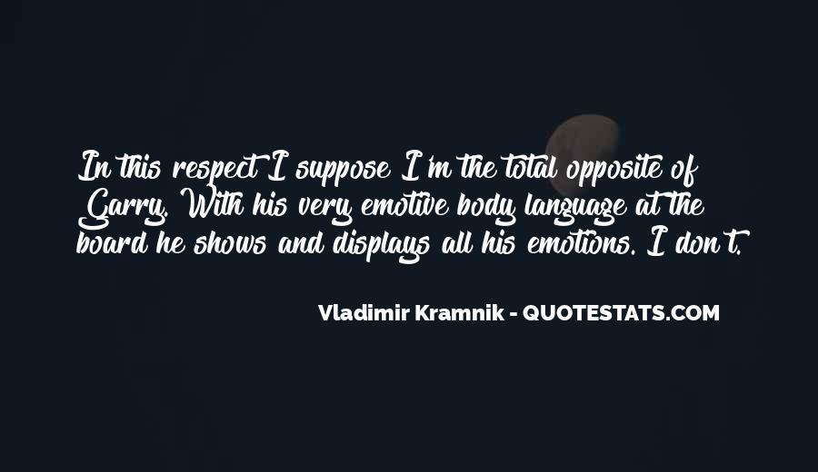 Vladimir Kramnik Quotes #134231