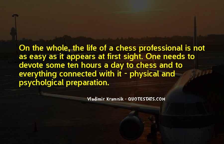 Vladimir Kramnik Quotes #170444