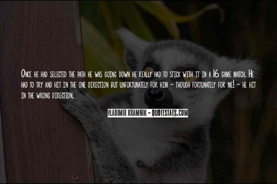 Vladimir Kramnik Quotes #1790921