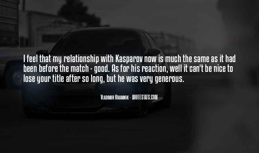 Vladimir Kramnik Quotes #1842421