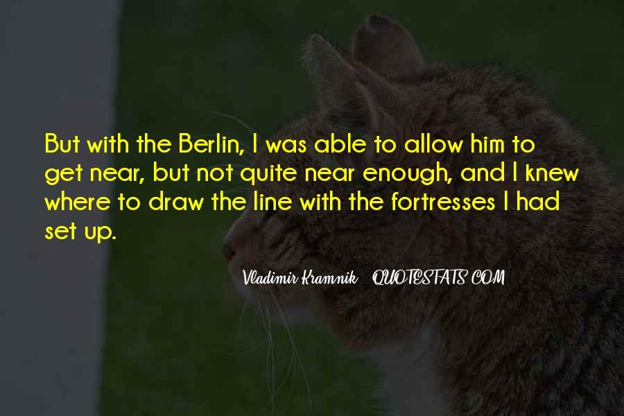 Vladimir Kramnik Quotes #208650