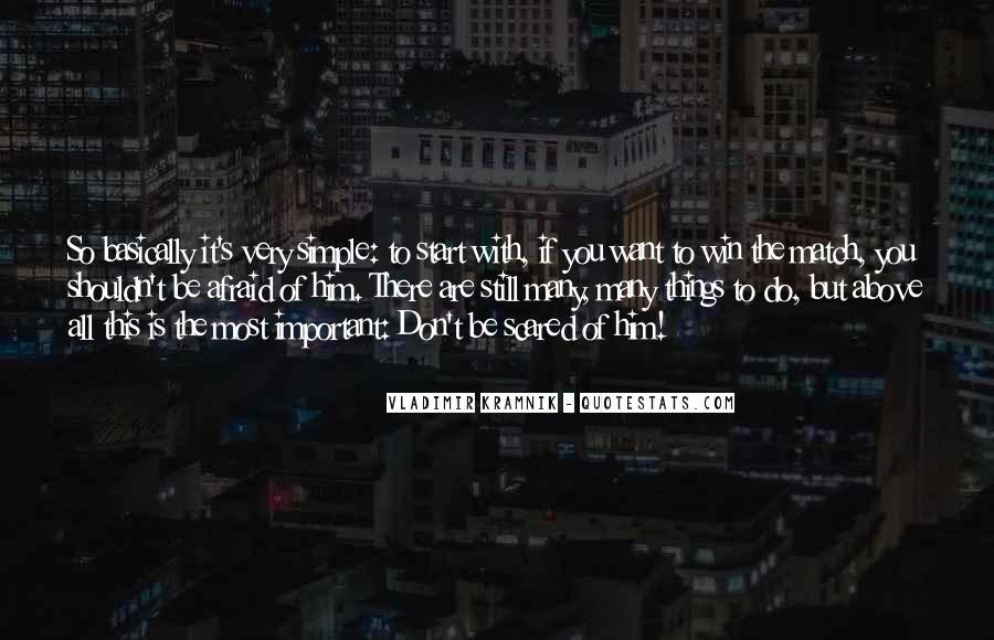Vladimir Kramnik Quotes #424503