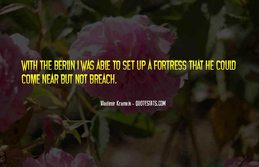 Vladimir Kramnik Quotes #537324