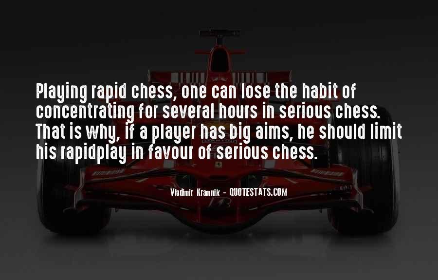 Vladimir Kramnik Quotes #589105