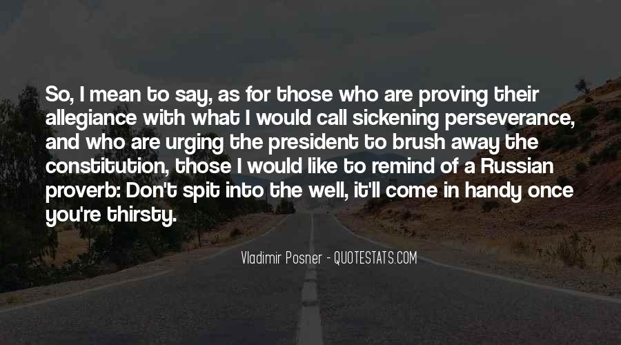Vladimir Posner Quotes #661724