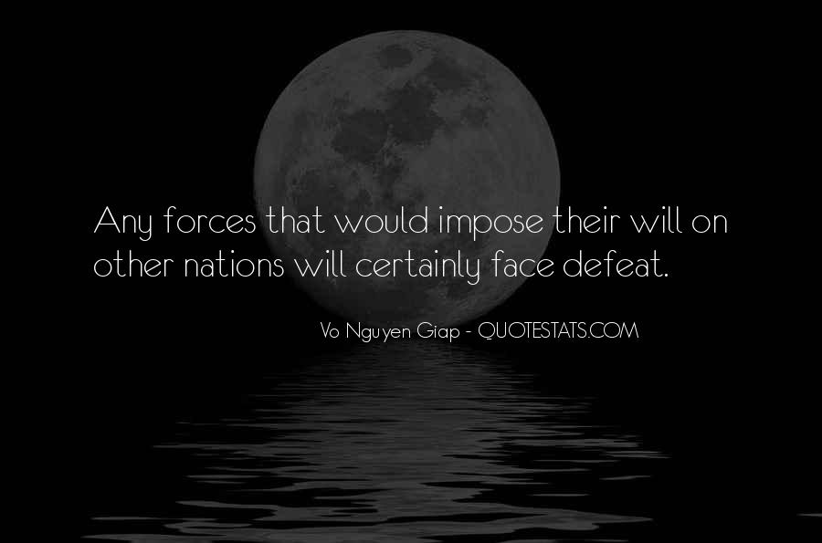 Vo Nguyen Giap Quotes #690824