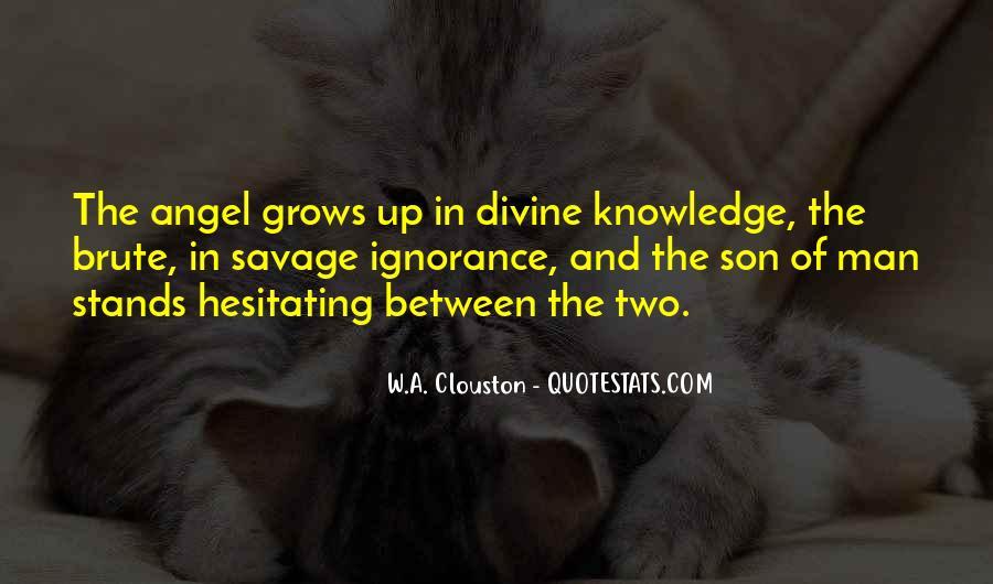 W.A. Clouston Quotes #1685307