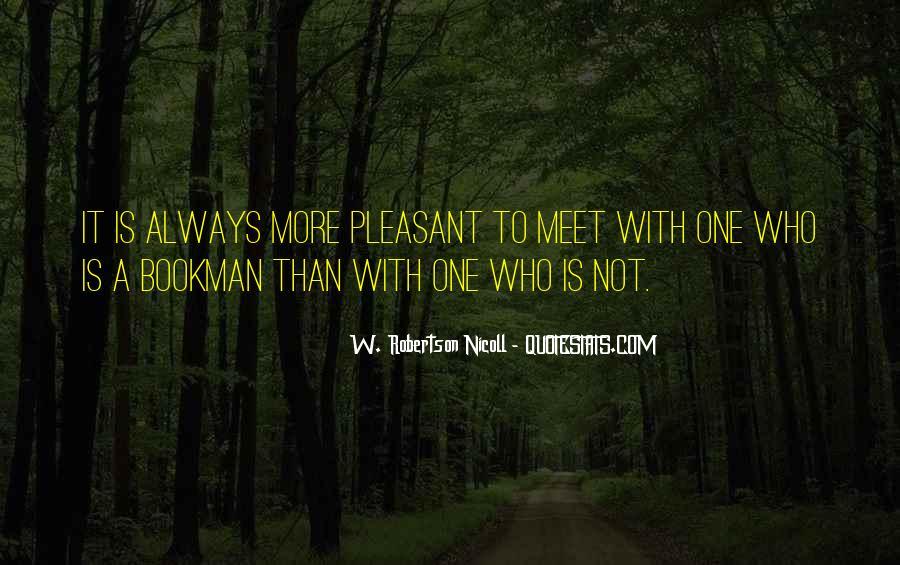 W. Robertson Nicoll Quotes #956535