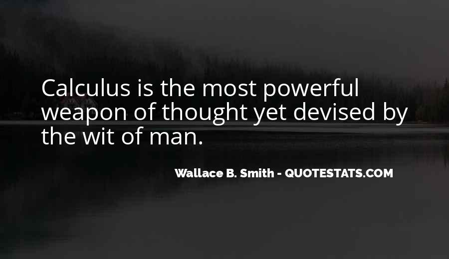 Wallace B. Smith Quotes #408414