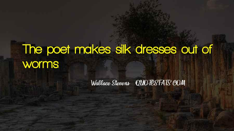 Wallace Stevens Quotes #1087833