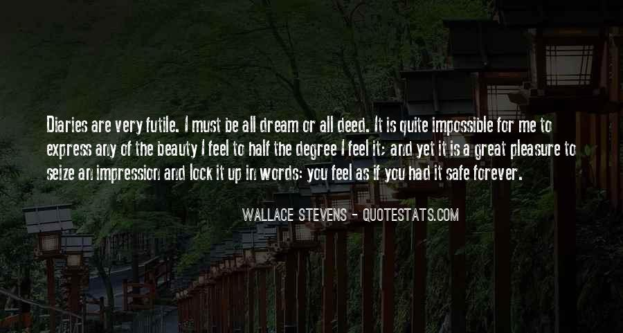 Wallace Stevens Quotes #114884