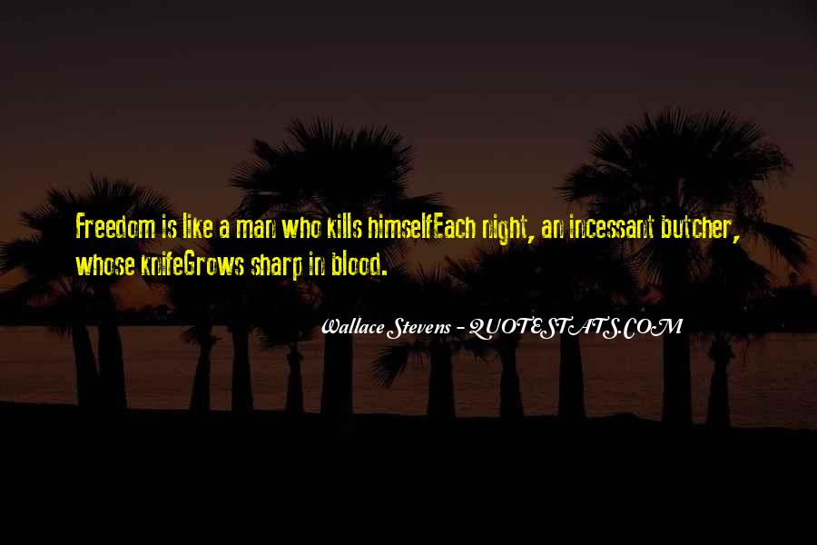 Wallace Stevens Quotes #1442647