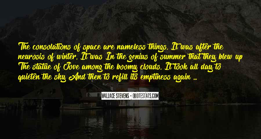 Wallace Stevens Quotes #1492669