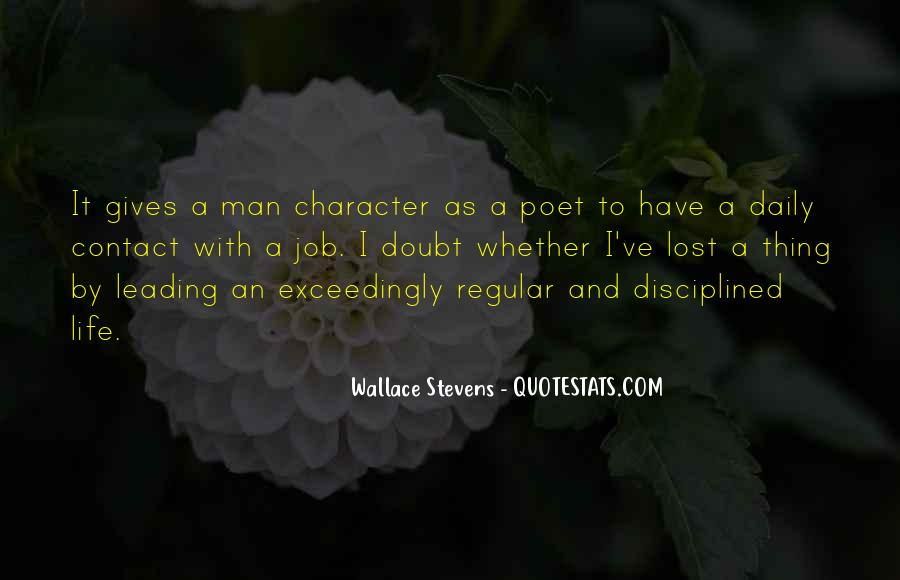 Wallace Stevens Quotes #1536283
