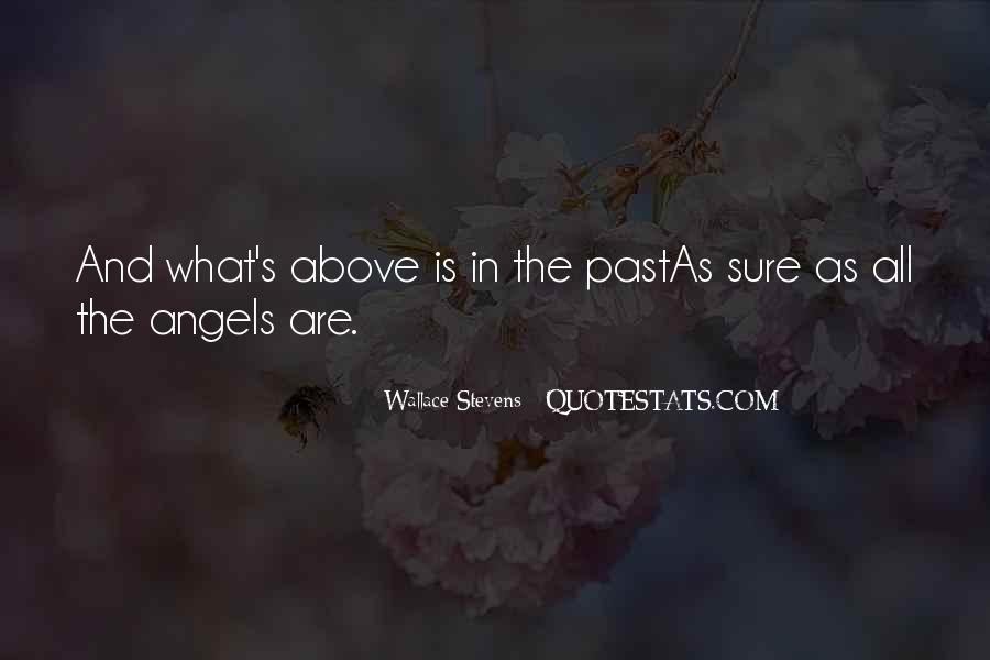 Wallace Stevens Quotes #1560394