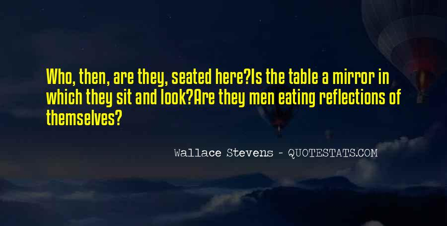 Wallace Stevens Quotes #1652273