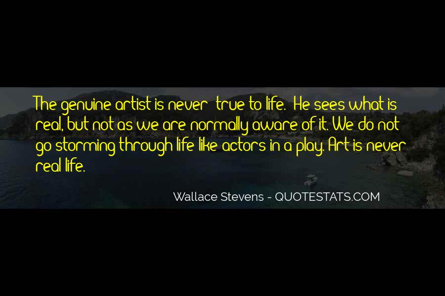 Wallace Stevens Quotes #1764279