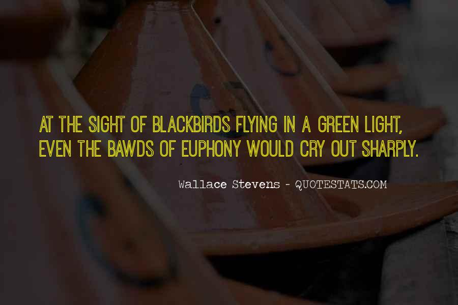 Wallace Stevens Quotes #302147