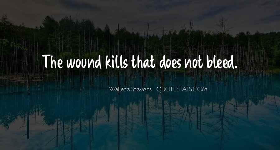 Wallace Stevens Quotes #370938