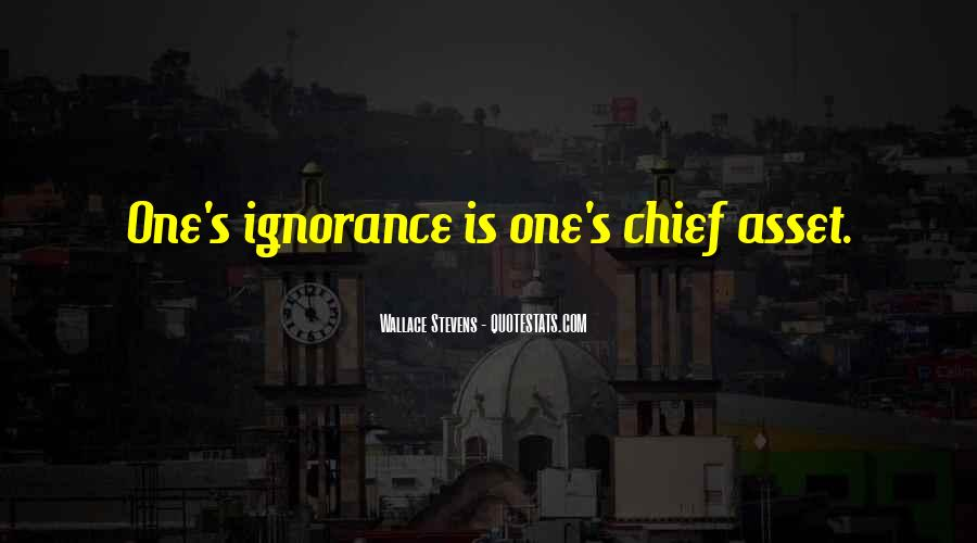 Wallace Stevens Quotes #494805